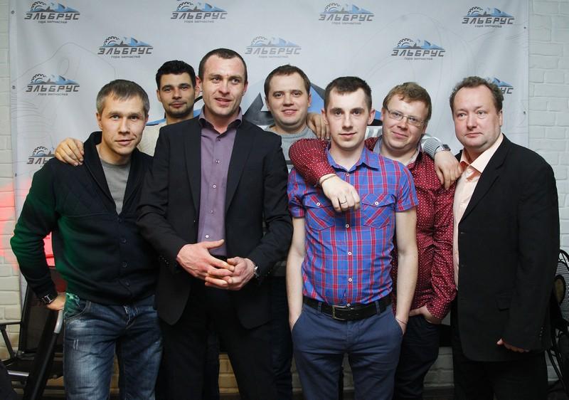 Эльбрус - запчасти, коллектив компании